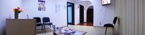 panorama sala de asteptare